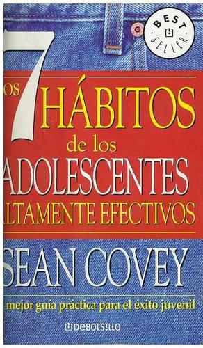 libro, los 7 hábitos de los adolecentes altamente efectivos.