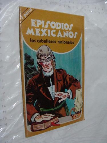 libro los caballeros racionales , episodios mexicanos  , 47