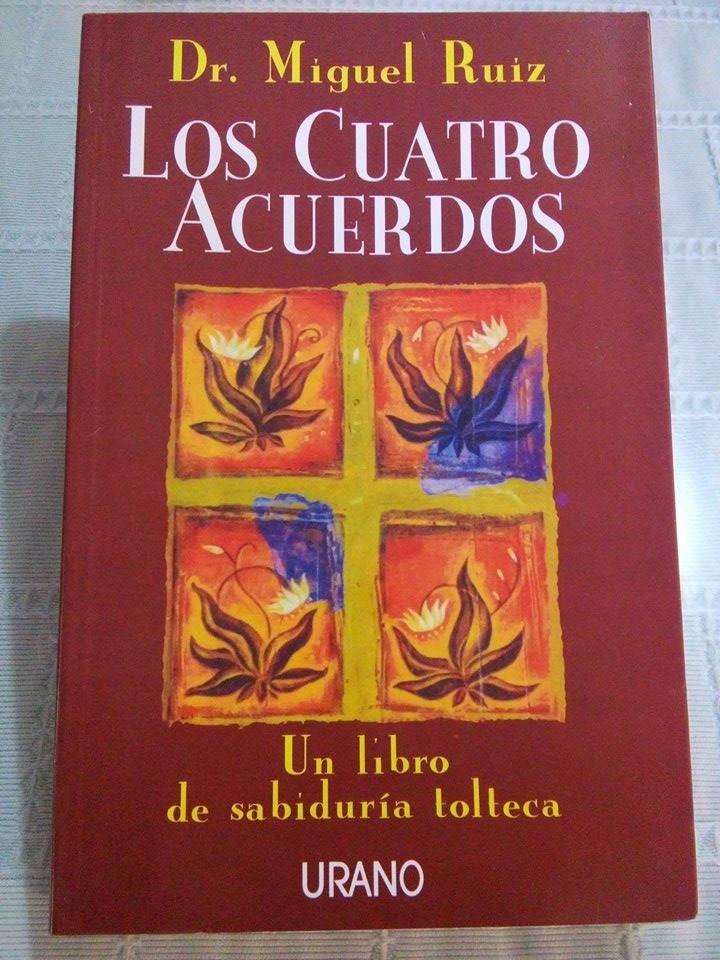 Libro Los Cuatro Acuerdos - $ 199.00 en Mercado Libre