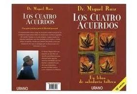 libro los cuatro acuerdos (dos mil bolivares)