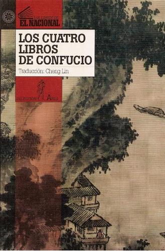 libro, los cuatro libros de confucio.