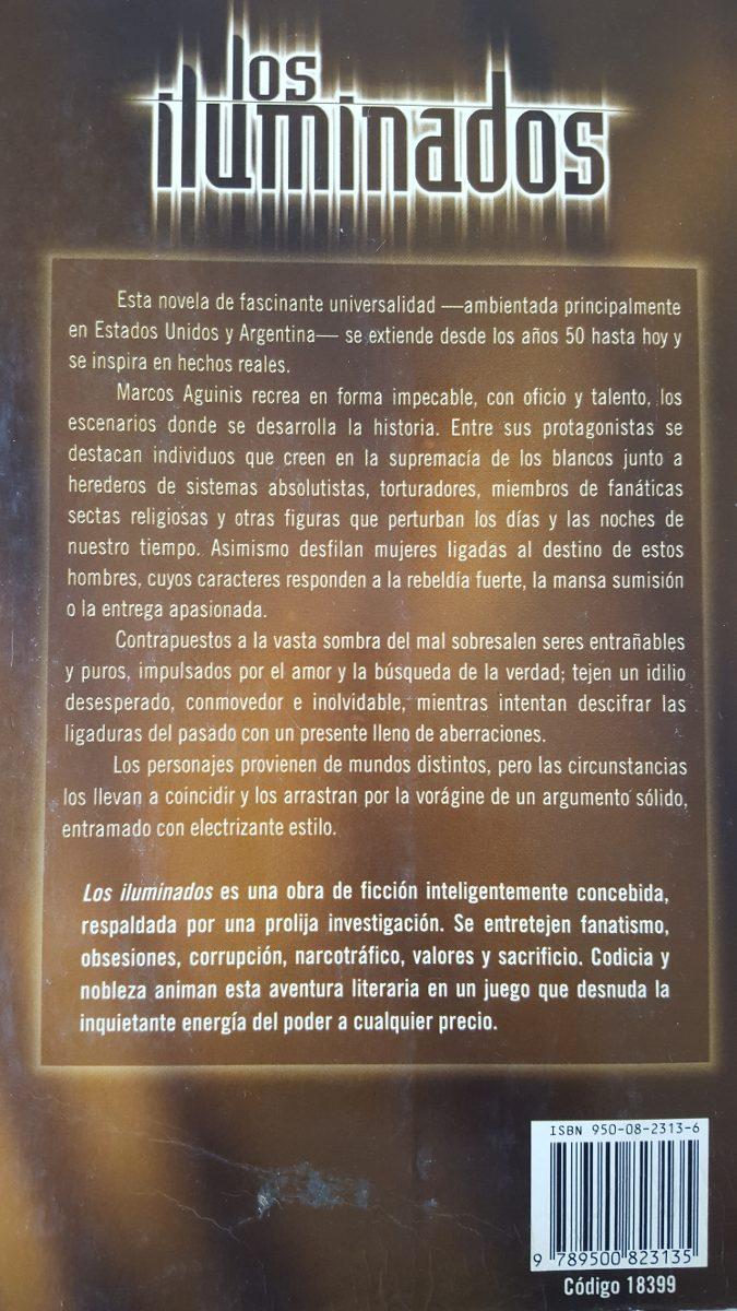 Libro Los Iluminados - Marcos Aguinis - $ 145,00 en Mercado Libre