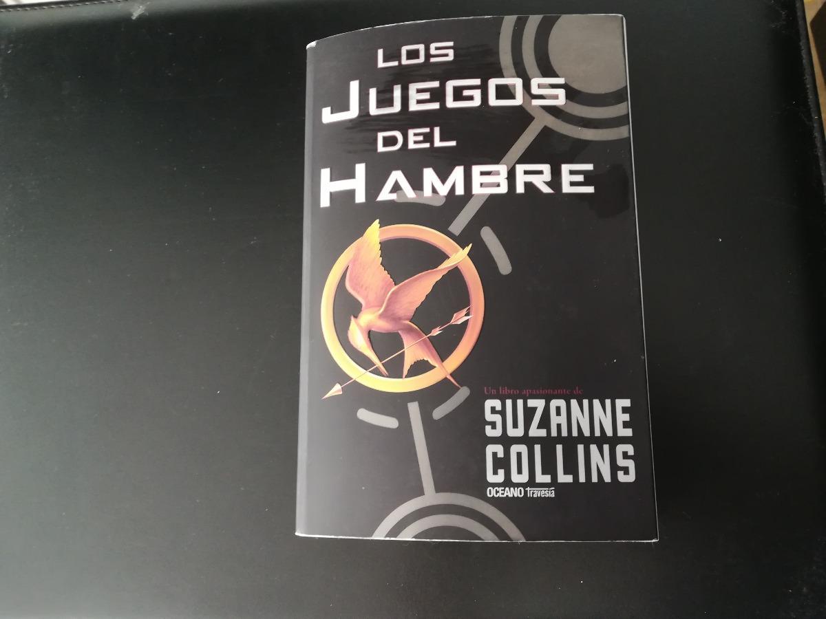 Libro Los Juegos Del Hambre 1 De 3 Suzanne Collins 200 00 En