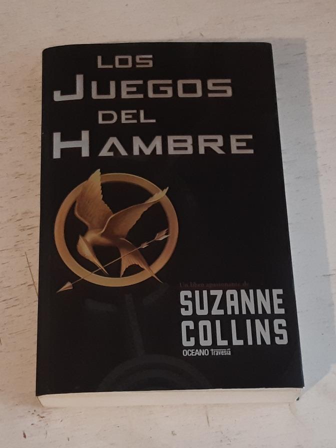 Libro Los Juegos Del Hambre 140 00 En Mercado Libre
