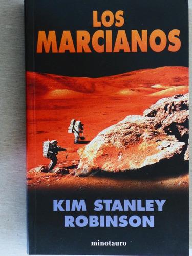 libro los marcianos kim stanley robinson