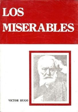 libro, los miserables de victor hugo.