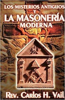 libro los misterios antiguos y la masonería moderna