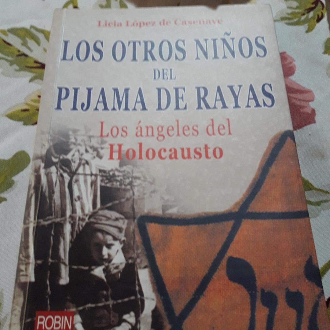 Libro El Niño Con El Pijama De Rayas en Mercado Libre Argentina