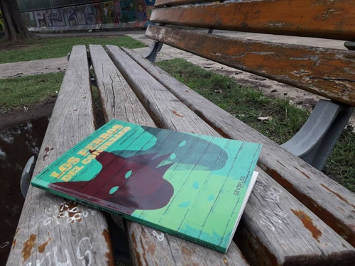libro: los perros del conurbano - martín mercado