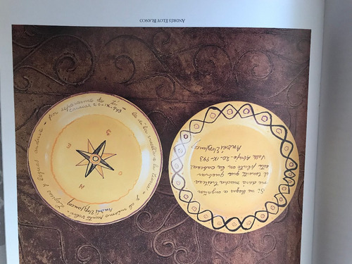 libro los platos de maria luisa tovar --obra venezolana-
