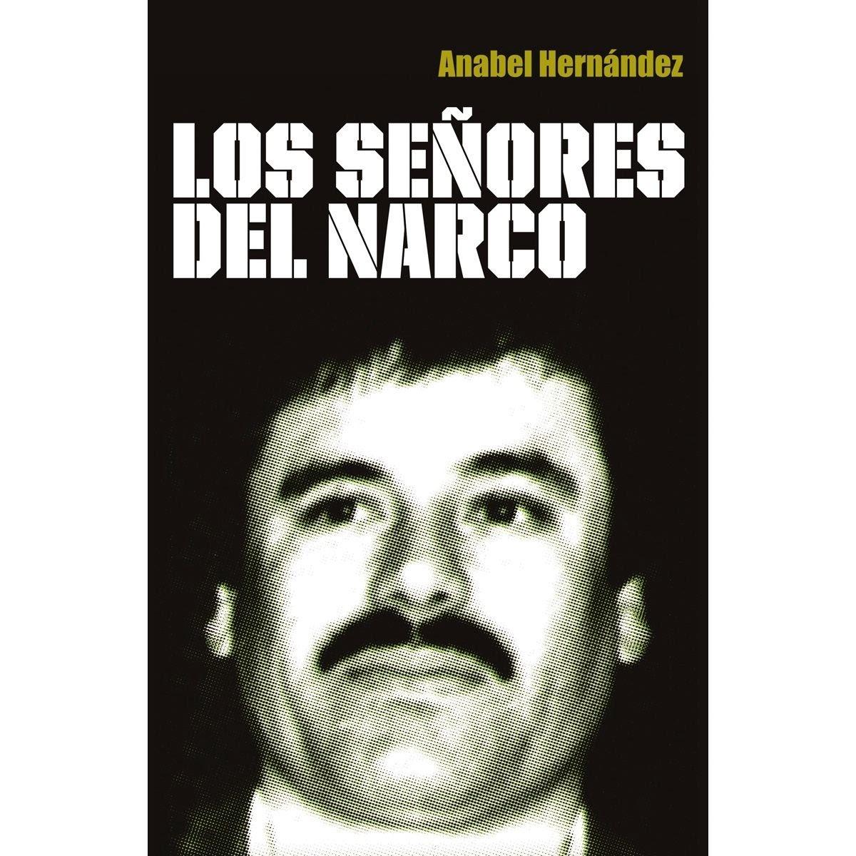 Los Senores Del Narco Book