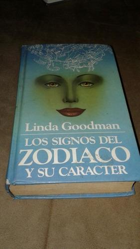 libro los signos del zodiaco y su carácter. linda goodman.