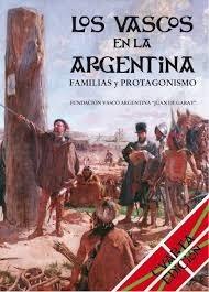 libro los vascos en la argentina