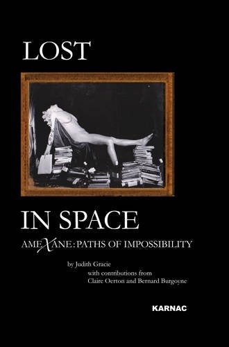 libro lost in space: amexane: paths of impossibility - nuevo