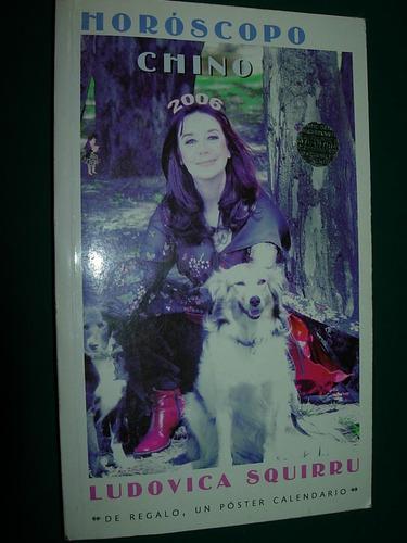 libro lote 5 libros horoscopo chino ludovica squirru