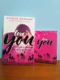 libro love need miss you  - estelle maskame precio c/u