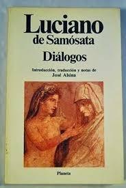 libro luciano de samosata dialogos