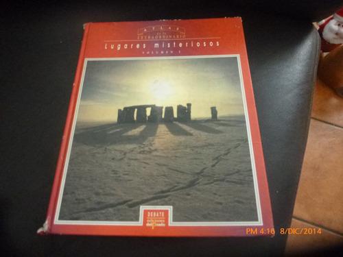 libro lugares misteriosos -- vol 1 - (197