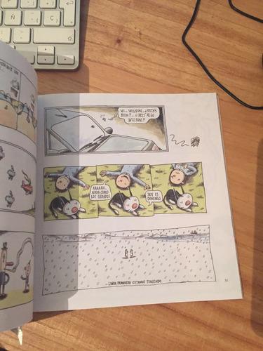 libro macanudo 4 de liniers  ediciones la flor. nuevo