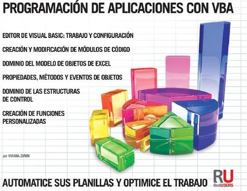 libro macros en excel 2013 digital alta calidad envio gratis