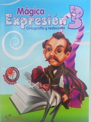 libro magica expresion  5  grado editorial edinter