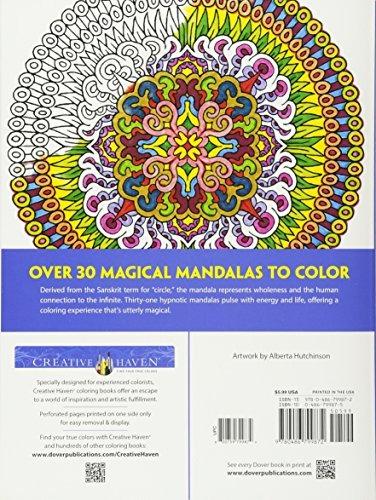 libro magical mandalas - nuevo