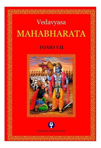 libro - mahabharata en español - tomo 7