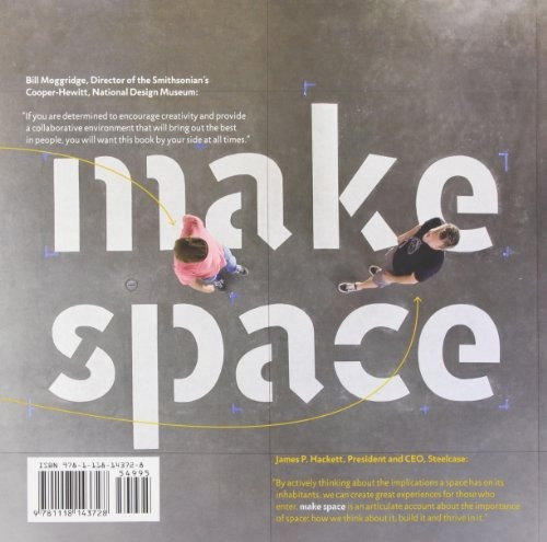 libro make space: how to set the stage for creative collabor