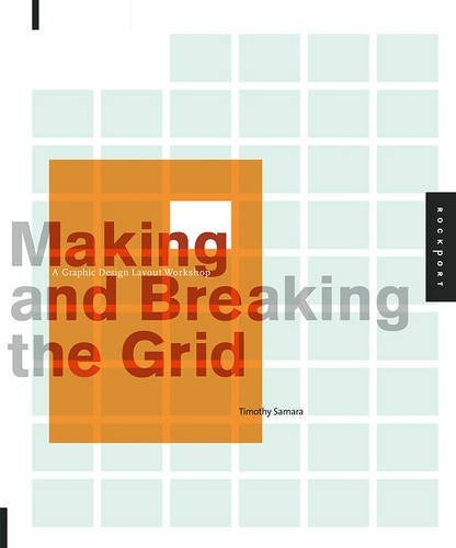 libro making and breaking the grid: a graphic design layout