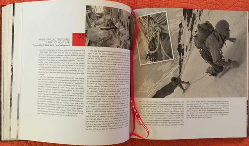 libro mammut 150 años histo montaña escalada outdoors inglés