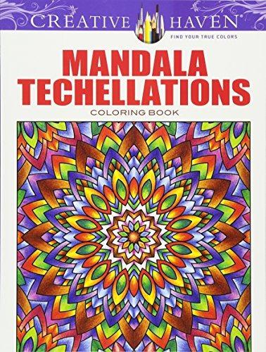 libro mandala techellations - nuevo
