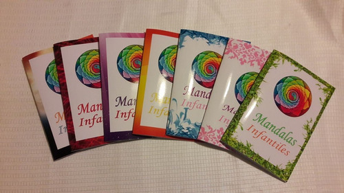 libro mandalas infantiles