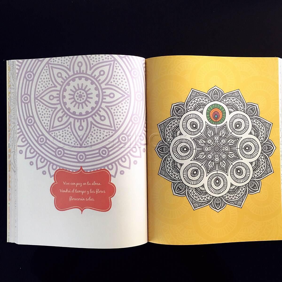 Atractivo Relajante Para Colorear Colección de Imágenes - Ideas Para ...