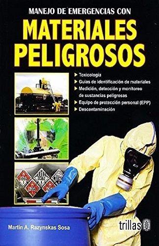 libro manejo de emergencias con materiales peligrosos