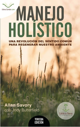 libro: manejo holístico