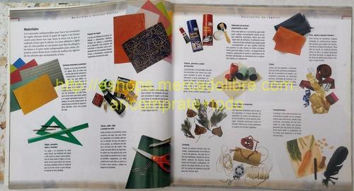 libro manos creativas  decoracion de regalos ed parramon