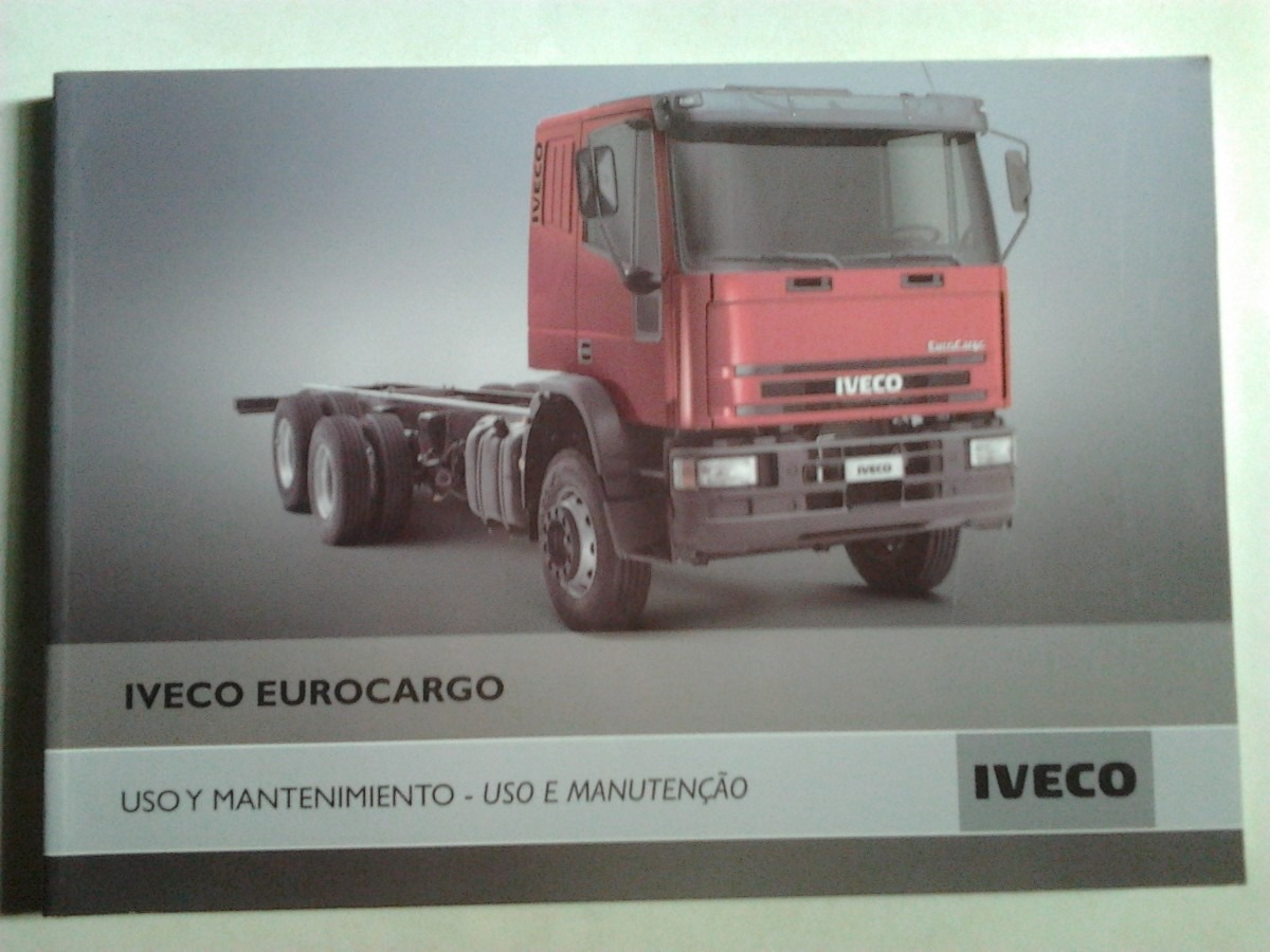 libro manual 100 original de usuario iveco eurocargo 2012 rh articulo mercadolibre com ar iveco eurocargo manual download iveco eurocargo repair manual