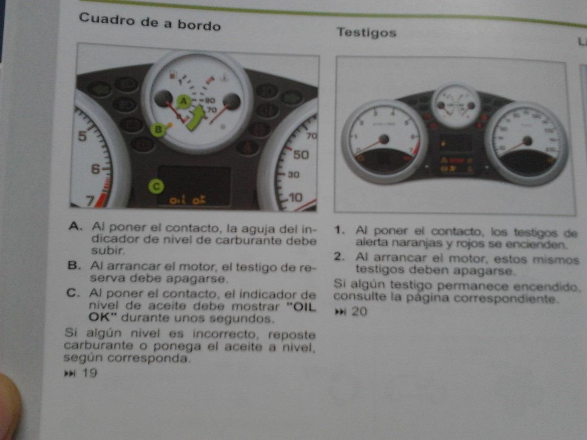 libro manual 100 original de usuario peugeot 207 a o 2011 rh articulo mercadolibre com ar manual del peugeot 207 pdf manual de reparacion peugeot 207 pdf