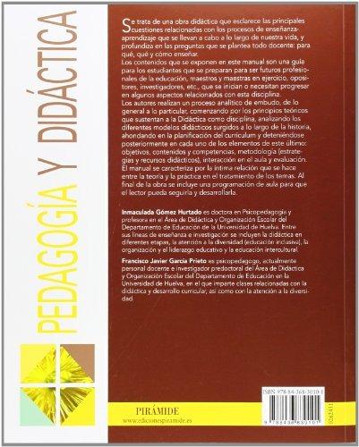 libro manual de didáctica - nuevo