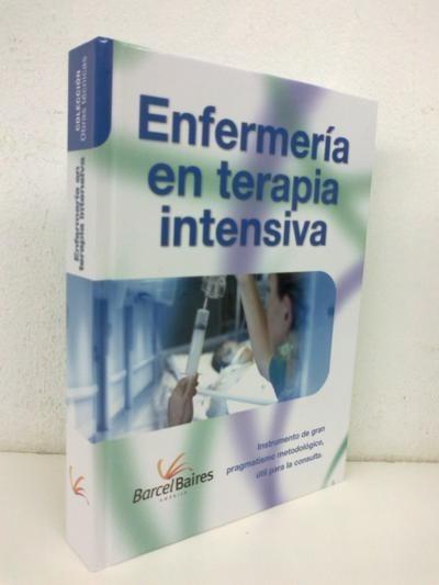 Libro Manual De Enfermería En Terapia Intensiva Barcelbaires ...