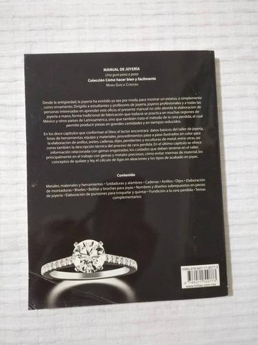 libro manual de joyería guía paso a paso.