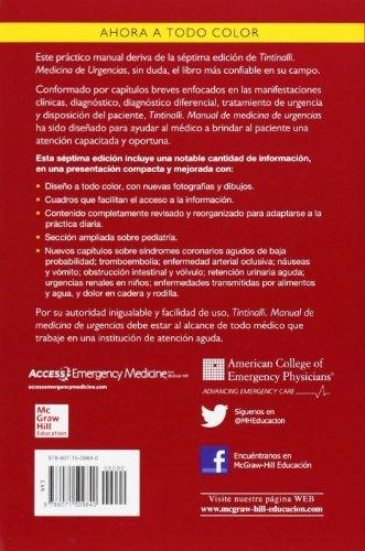 libro manual de medicina de urgencias - nuevo -