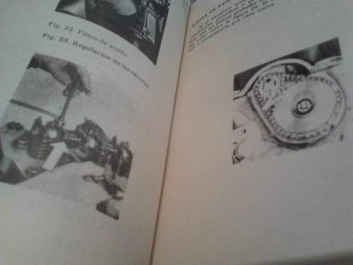 libro manual de taller, de editorial: fiat 133 y 133 l