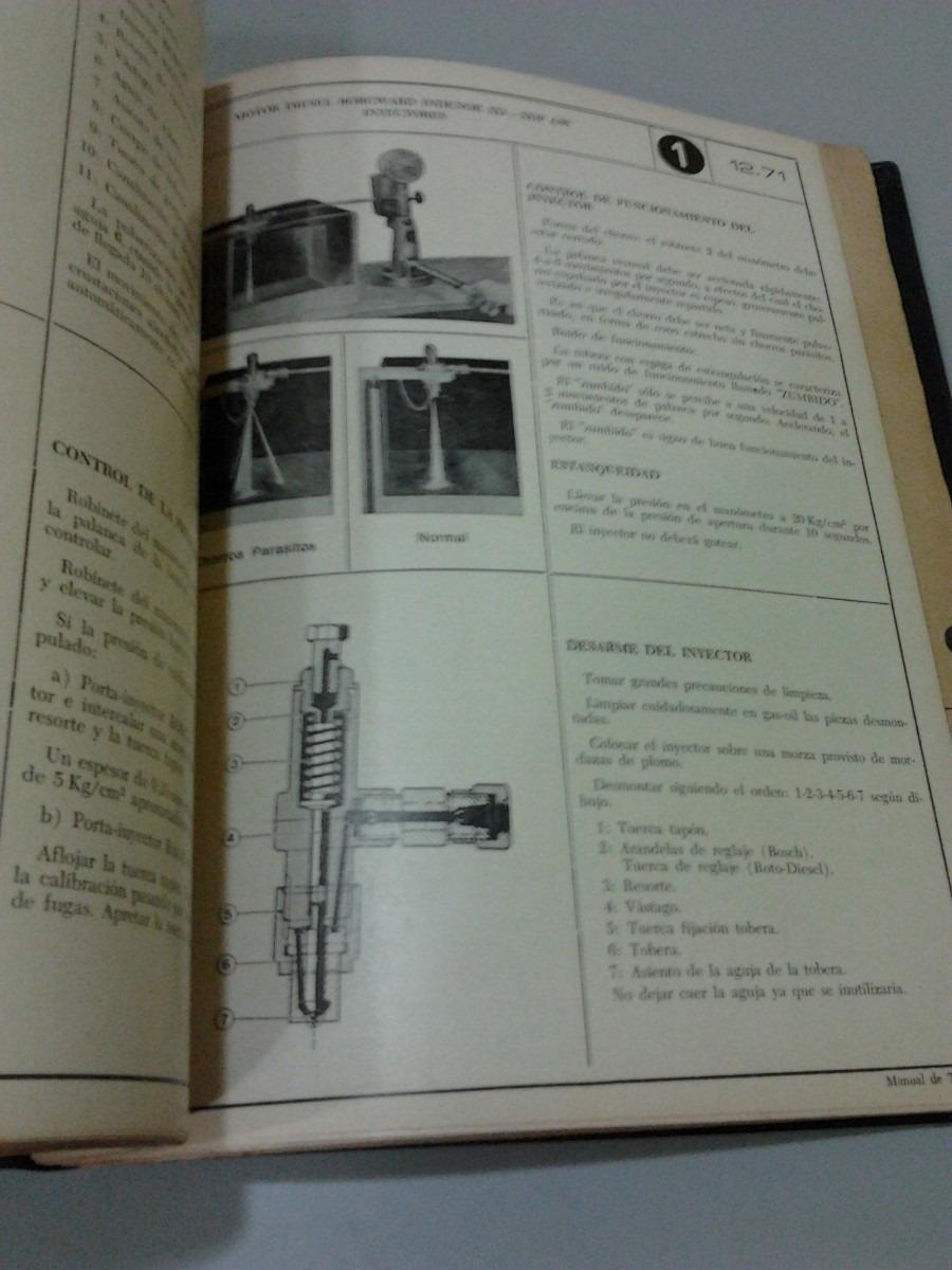 libro manual de taller motor indenor xd y xdp 4 88 3 000 00 en rh articulo mercadolibre com ar Car Motor Repair Manual Motor Truck Repair Manual
