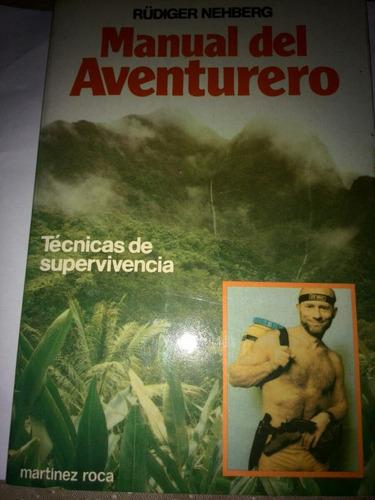 libro manual del aventurero