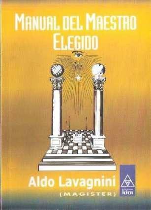 libro, manual del maestro elegido  de aldo lavagnini.