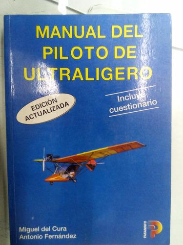 libro manual del piloto ultraligero