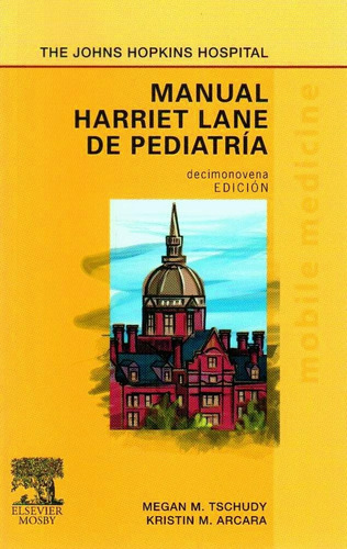 libro manual harriet lane pediatria