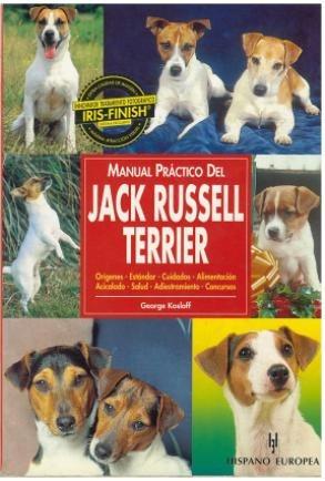 libro, manual practico del jack russell terrier de kosloff.