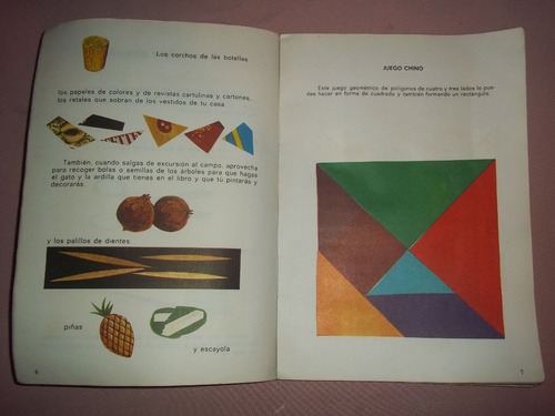 libro manualidades niños  burbujas de colores